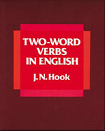 Two-Word Verbs in English Text