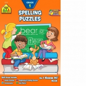 I Know It! Spelling Puzzles 1 (02016)