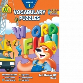 I know It! Vocabulary Puzzles 1 (02130/03DPI13)