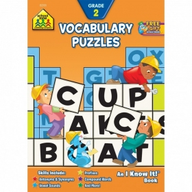 I know It! Vocabulary Puzzles 2 (02131/02DPI12)