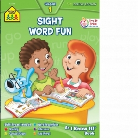 Deluxe I Know It! Sight Word Fun (02244/12RPI16)