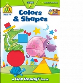 Get Ready! Colors and Shapes Deluxe Edition (02279/01RPI15)