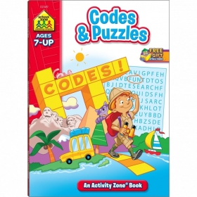 Deluxe Edition Codes & Puzzles (02349/04RPI16)