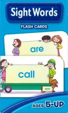 School Zone Flashcards Sight Words (04002/10MPS10)