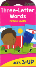 School Zone Flashcards Three Letter Words (05027/06KP17)