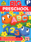 Big Preschool Workbook (06315/04RPI17)