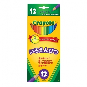 Colored Pencils 12 いろえんぴつ 12色