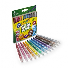 Silly Scents Mini Twistables Crayons 12 シリーセンツ ツイスタブルクレヨン 12色