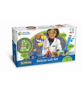 Primary Science Deluxe Lab Set 初めての実験セット デラックス