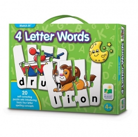 Match It! - 4 Letter Words