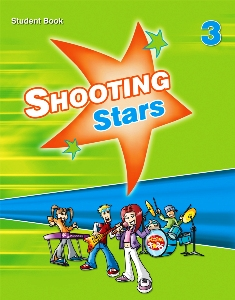 Shooting Stars 3 Student Book