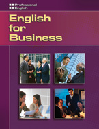 Professional English<br>English for Business