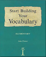 Build Your Vocabulary