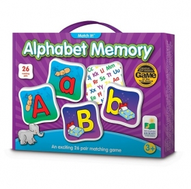 Match It! Memory - Alphabet