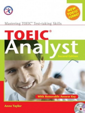 TOEIC® Analyst 2nd Edition Student book with MP3 CD and Answer Key