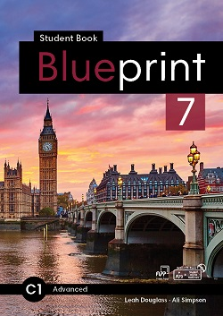 Blueprint 7 Student Book with Student Digital Materials CD