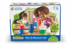 Primary Science Mix & Measure Set 初めての計量実験セット