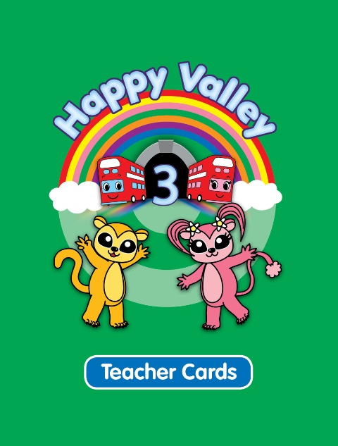 Happy Valley 3 Teacher Flashcards