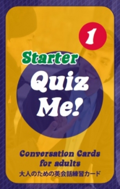 Quiz Me! Conversation Cards for Adults - Starter, Pack 1 (Latest Edition)