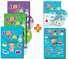 Sing and Play Special Starter Set