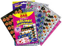 Sparkle Stickers: Variety Pack Holiday Celebration