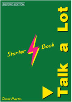 Talk a Lot Starter Student Book