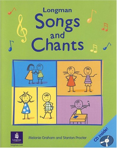 Longman Songs and Chants with CD