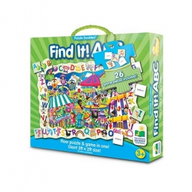 Puzzle Doubles - Find It! ABC