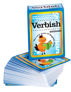 ESL vocabulary games - verbs - Verbish (animals)