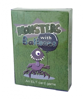 Kav\'s ELT Games Monsters with Balloons
