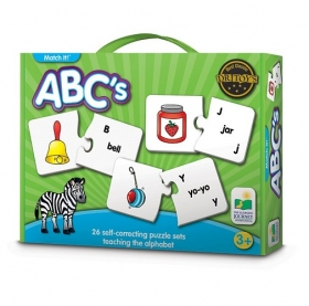 Match It! - ABCs