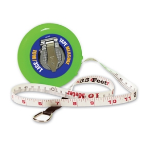 Wind-Up Tape Measure 10M