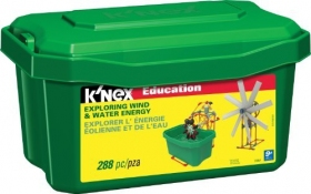 K'NEX Education Exploring Wind & Water Energy
