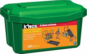 K'NEX Education Investigating Solar Energy
