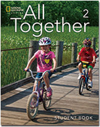 All Together 2 Student Book with Audio CDs (2)
