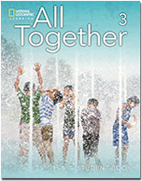 All Together 3 Student Book with Audio CDs (2)