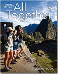 All Together 6 Student Book with Audio CDs (2)