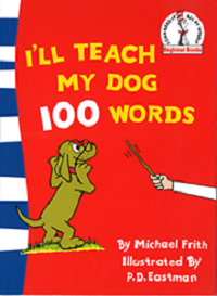I\'ll Teach My Dog 100 Words