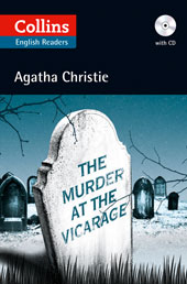 Agatha Christie Collins English Readers The Murder at the Vicarage (with MP3 CD)