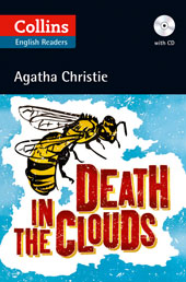 Agatha Christie Collins English Readers Death in the Clouds (with MP3 CD)