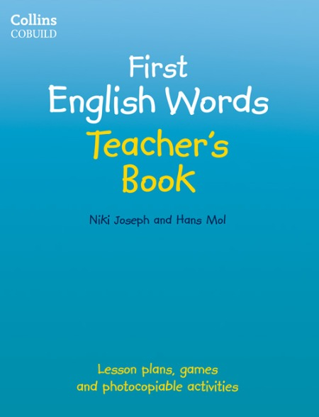Collins First English Words Teacher\'s Book
