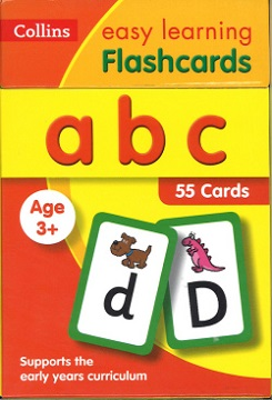 abc (Collins Easy Learning Flashcards)