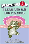 I Can Read (Level 2)  Bread and Jam for Frances