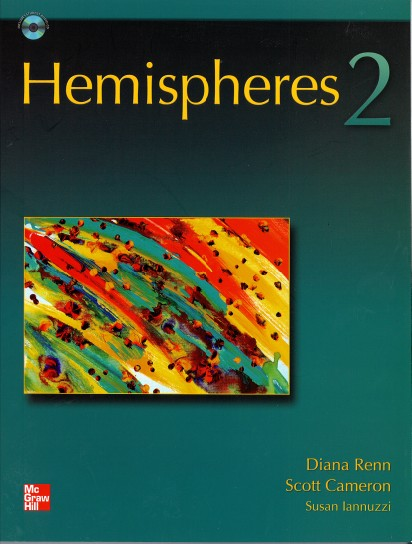 Hemispheres Level 2 Student Book with CD