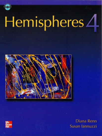 Hemispheres Level 4 Student Book with CD