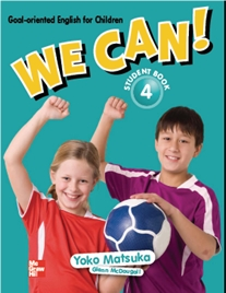 We Can! 4 Student Book with Downloadable Audio