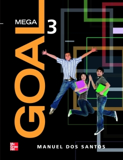 Mega Goal 3 Student Book with Audio CD
