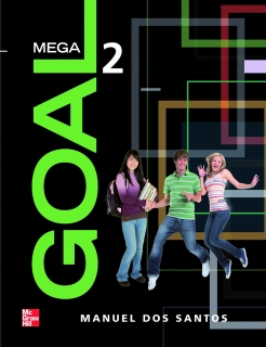 Mega Goal 2 Student Book with Audio CD