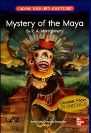 Choose Your Own Adventure 500 Headwords Mystery of the Maya