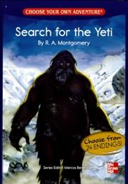 Choose Your Own Adventure 500 Headwords Search for the Yeti